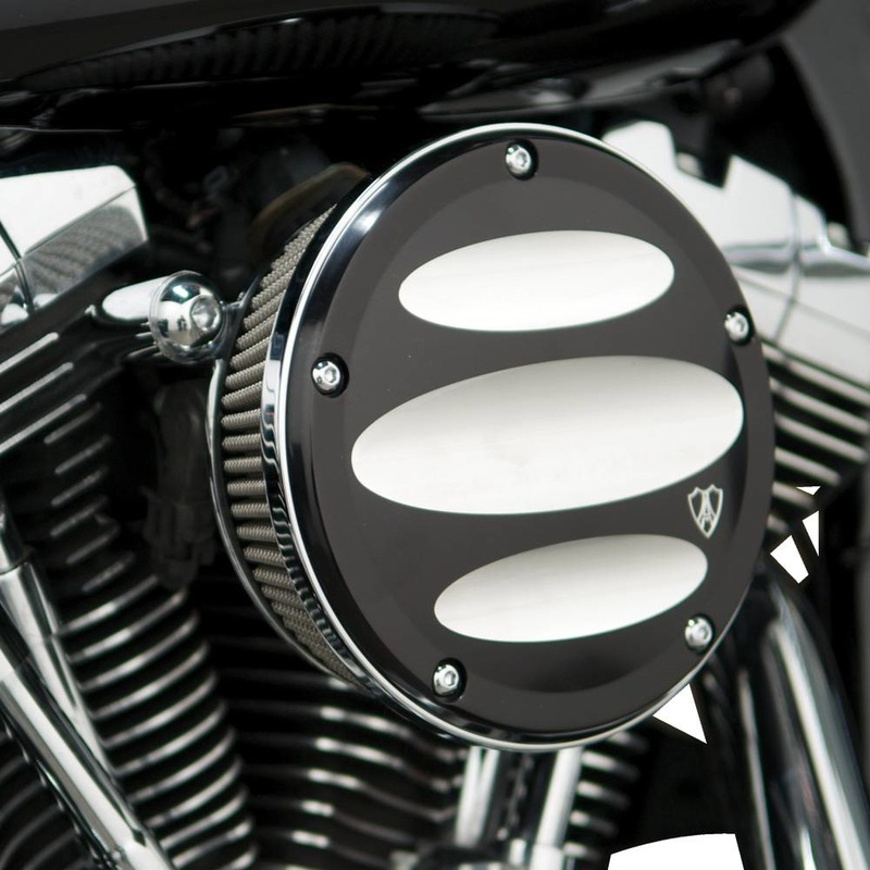 Custom Car Air Cleaner Covers : Arlen ness big sucker derby cover air filter kits for