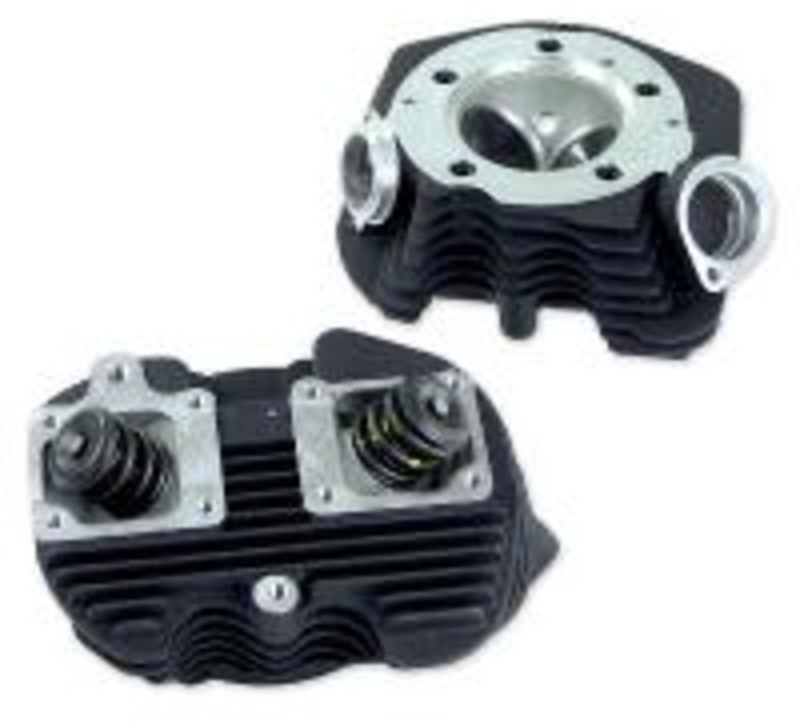 s s super stock cylinder heads for harley shovelheads. Black Bedroom Furniture Sets. Home Design Ideas